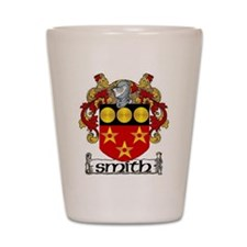 Smith Coat of Arms Shot Glass