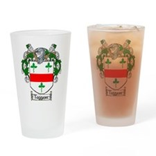 Taggart Coat of Arms Pint Glass
