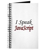 """I Speak JavaScript"" Journal"