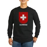 Schweiz Switzerland Shield  T
