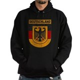 Deutschland (Germany) Shield Hoody