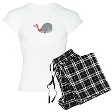Cruise Whale pajamas