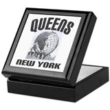 Queens, New York Keepsake Box