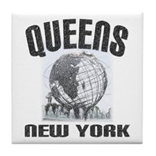Queens, New York Tile Coaster