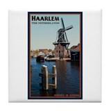 De Adrian Windmill Tile Coaster