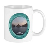 Cabo Sunset Porthole Small Mug