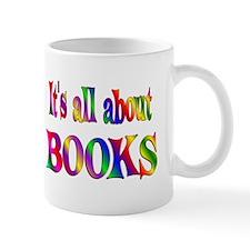 About Books Small Mug