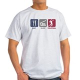 Eat Sleep Volleyball - Man T-Shirt