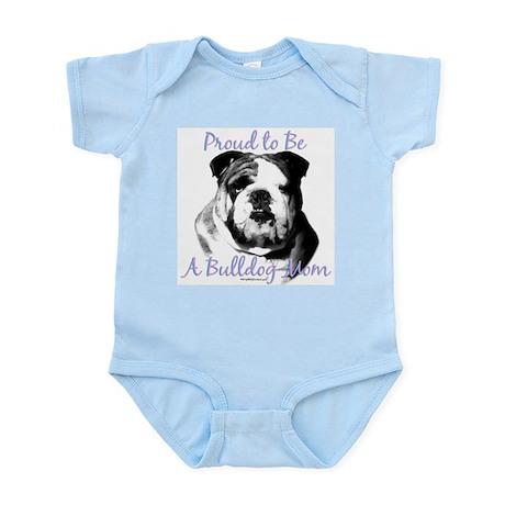 Bulldog 3 Infant Creeper