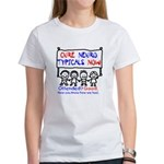 Cure Neurotypicals Women's T-Shirt