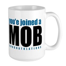 The You've joined a MOB cup
