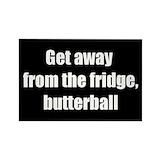 Funny exercise fridge magnets Magnets