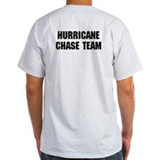 Hurricane Chase Team Official 1 Ash Grey T-Shirt