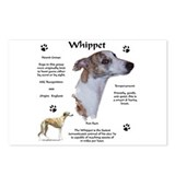 Whippet 1 Postcards (Package of 8)