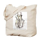 Art of Deduction - Tote Bag