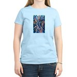 Lightning Thoughts Women's Light T-Shirt