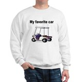 Golf Cart Sweatshirt
