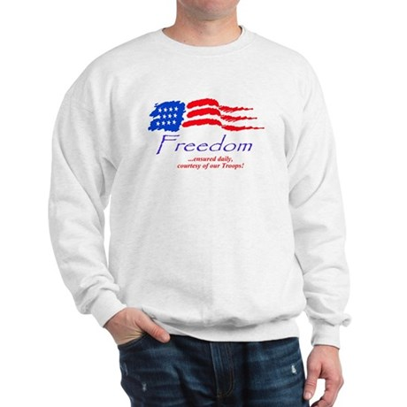 """Frredom Ensured"" Sweatshirt"