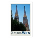Vienna Votivkirche Postcards (Package of 8)