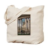 Belfast City Hall Tote Bag