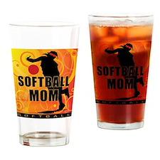 2011 Softball 112 Pint Glass