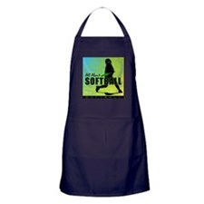 2011 Softball 108 Apron (dark)