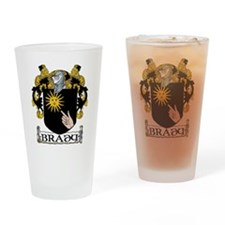 Brady Coat of Arms Pint Glass
