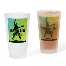 2011 Softball 93 Pint Glass