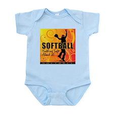 2011 Softball 83 Infant Bodysuit