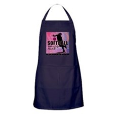 2011 Softball 80 Apron (dark)