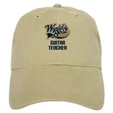 Guitar Teacher Gift Baseball Cap