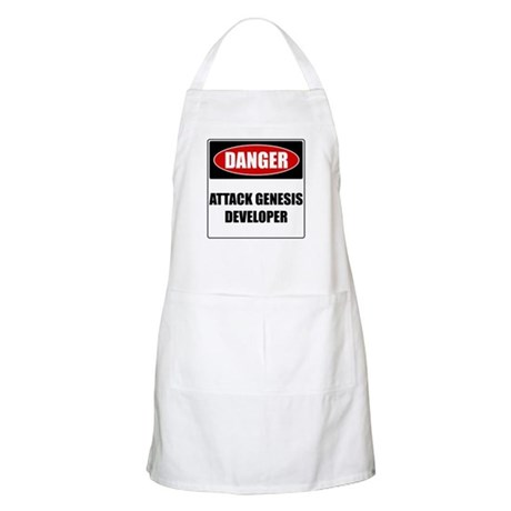 ATTACK GENESIS DEVELOPER Apron