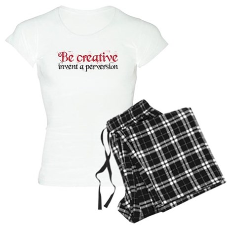 Be Creative Women's Light Pajamas