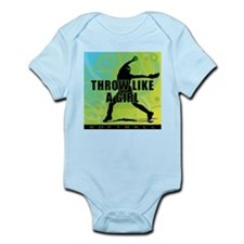 2011 Softball 9 Infant Bodysuit
