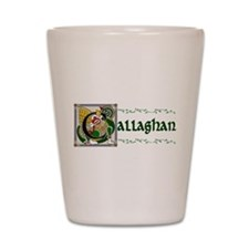 Callaghan Celtic Dragon Shot Glass