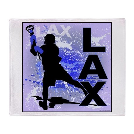 2011 Lacrosse 11 Throw Blanket
