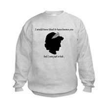 Princess Diana Like to Know You Sweatshirt