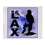 2011 Lacrosse 5 Throw Blanket