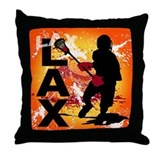 2011 Lacrosse 4 Throw Pillow