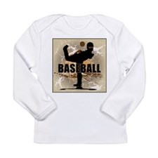 2011 Baseball 4 Long Sleeve Infant T-Shirt