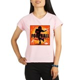 2011 Football 6 Women's Sports T-Shirt