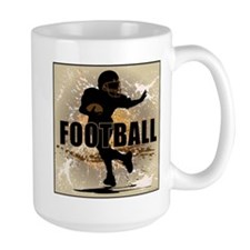 2011 Football 4 Ceramic Mugs