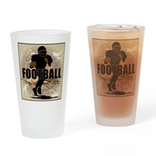 2011 Football 1 Pint Glass
