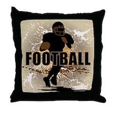 2011 Football 1 Throw Pillow