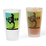 2011 Girls Soccer 1 Pint Glass