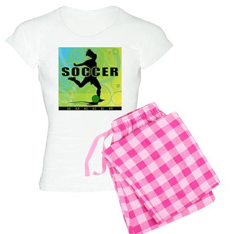 2011 Girls Soccer 1 Women's Light Pajamas