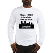 High City Long Sleeve T-Shirt