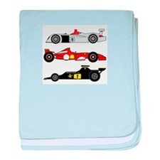 Unique F1 baby blanket