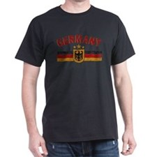 Germany Sports Shield T-Shirt