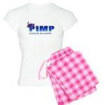 pimp poop in my pants Women's Light Pajamas